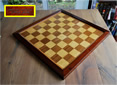 British Chess Company Large Stamped Board, circa 1900