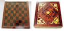 German 18th Century Chess and Backgammon Board