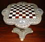 Vizagapatam Miniature Chess Table