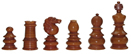 Vegetable Ivory Chess Set